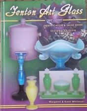 Antique Fenton Art Glass Value Guide Collector'S Bowl Plate Vase Pitcher Sets
