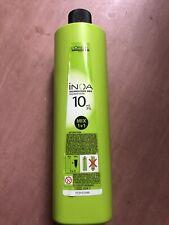 L'Oreal Inoa Oxydant Riche Cream Peroxide 10Vol 3% 1000ml New