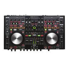 Denon DJ MC6000MK2 4-Ch Professional Serato Digital Mixer Controller & Soundcard
