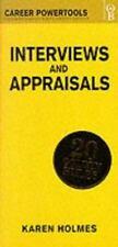 Interviews and Appraisals Pb (Career Powertools S.)