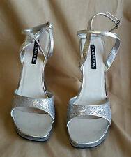 Pleaser Open Toe Stiletto Heels for Women