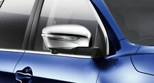 Nissan Genuine Qashqai J11 Mirror Caps Set - Chrome Wing Covers KE9604E500