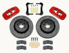"Wilwood Front Big Brake Kit,14"" Carbon Ceramic Rotors,fits 2005-14 Ford Mustang"