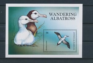 LO55679 Antigua & Barbuda albatross birds good sheet MNH