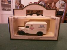 Lledo Days Gone 1950 Bedford 30 Cwt Van with Walls Sausages and Pies Decals