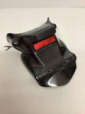Ducati Performance Super Sport SS IE Carbon Fibre Number Plate Holder Mudguard