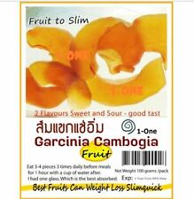 30g Original GARCINIA CAMBOGIA 100% FRUIT HCA-Hydroxyctric ACID Diet Weight Loss
