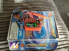 Novak Cyclone ESC Electronic Speed Control Brushed Retro Touring car vintage
