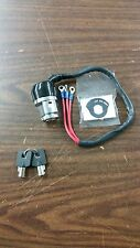 BARREL KEY IGNITION SWITCH FOR HARLEY DAVIDSON SPORTSTER XL FXR DYNA & FX MODELS