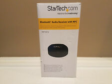StarTech.com Bluetooth Audio Receiver with NFC #BT2A * NEW NIB