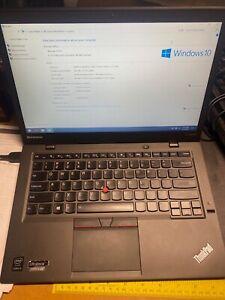LENOVO THINKPAD X1 CARBON 3rd i5-5300U 2.3GHZ 8GB RAM 256GB SSD