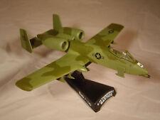 DIECAST AIRPLANE METAL A-10 THUNDERBOLT WARTHOG