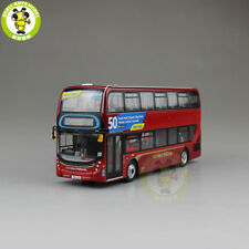 1/76 UKBUS 6502 Alexander Dennis Enviro400 diecast Double Decker car Bus model