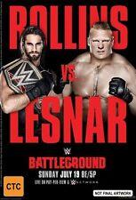 WWE - Battleground 2015 (DVD, 2015)