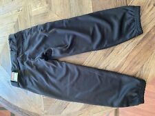 Rawlings Women's Size Small Black Softball Pants, Brand New With Tags