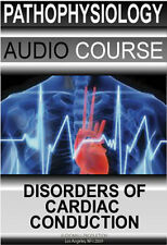 Pathophysiology of Disorders of cardiac conduction, Audio Review ( Cds)