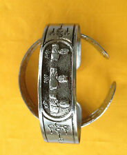 SACRED LUCK LOVE & PROTECTION SILVER FASHION BRACELET BLESSED BY MIRACLE MONKS16