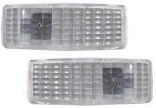 MERCEDES SL R129 CLEAR SIDE LIGHT REPEATER INDICATORS
