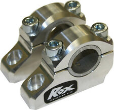 "ROX SPEED FX Pro-Offset Block Riser 1 1/4"" Rise for 7/8"" or 1 1/8"" Bar Handlebar"