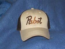 Pabst cap hat vintage beer