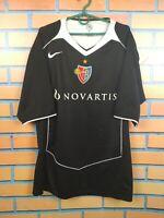Basel Jersey 2004 2005 Away Size XL Shirt Nike Football Soccer Trikot Maglia