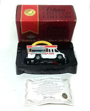 Matchbox Diecast Toys Mcdonalds Fast Food Route Van 1:43 scale + box