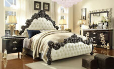 5PC QUEEN BEDROOM SET BRAND NEW HOMEY DESIGN HD-1208
