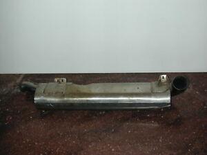 BUELL S1W Stock STAINLESS STEEL OEM MUFFLER Tube Frame Exhaust Part EXC!