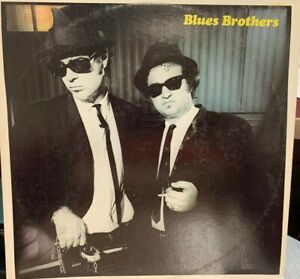 THE BLUES BROTHERS Briefcase Full Of Blues 1987 ATLANTIC SD19217 STERLING