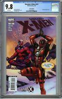 Uncanny X-Men #521 CGC 9.8 DEADPOOL Variant Nation X Karl Moline Cover Marvel