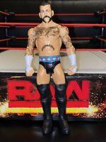 CM Punk - Basic Series - WWE Mattel Wrestling Figure