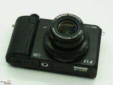Samsung EX2F Digitalkamera 12,8 MP, 3-fach opt. Zoom, F 1.4  Schwenkdisplay