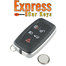 Land Rover Discovery 4 LR4 Remote 5 Button Key Fob Case Service Repair Kit