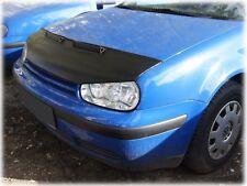 Bonnet Bra für Volkswagen VW Golf 4 Bj. 97-03 mit Böser Blick Steinschlagschutz