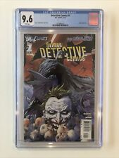 Detective Comics #1 CGC 9.6 The Joker 2011