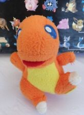 "Pokemon Plush apprx.4"" 1997 Doll figure Japan Bandai mini friends charmander"