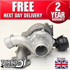 Turbocharger Vauxhall Signum Astra Fiat  1.9CDTI 755042 767835  Turbo + Gaskets