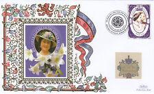 (18939) Palau Benham Cover Queen Mother Death Anniversary 2007