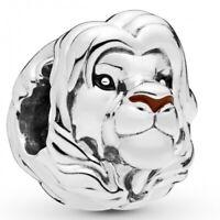 🌸🌸 Simba Disney PANDORA Charm - Lion King / König der Löwen 798049ENMX 🌸🌸