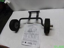 Wacker Wheel Kit Wp1550 (Only Wheels And Main Bracket)