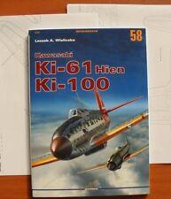 Kawasaki Ki - 61 Hien/ Ki - 100 - Kagero Monograph ENGLISH