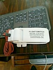 Automatic Boat Float Switch 12/24/32Vdc For Bilge Pumps