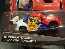 DISNEY PIXAR CARS VITALY PETROV RUSSIAN RACER * SUPER CHASE* PC SAVE 5% WORLDWID