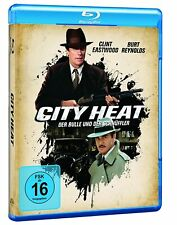 Blu Ray CITY HEAT. Clint Eastwood, Burt Reynolds. (1984). New sealed.