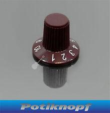 Orrecguitarparts Bottone-amp Knob-amfk-BN-orrecguitarparts Bottoni-ampknopf-AMPLIFICATORE bottone perno rotella da