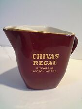 RARE RARE Vintage CHIVAS REGAL 12 year old Scotch Whiskey PITCHER Wade RegiCor
