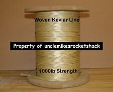 """Kevlar Woven Line 1000# 3/16"""" Great For Shock Cords 10'"""