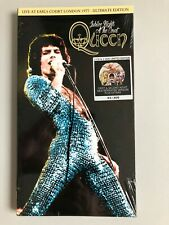 Queen - Jubilee Nights at Earls Court 1977 - 2 CD and 2 DVD set - 2 dates!!!!!!!