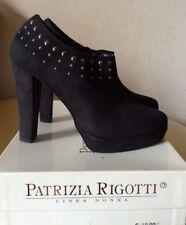 35 Schuhe da Damens stivali alla caviglia in in in camoscio   Regali di 989df8
