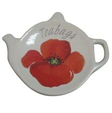 Rayware Alpine - Poppy Teabag Holder